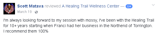 Reviews of A Healing Trail Wellness Center
